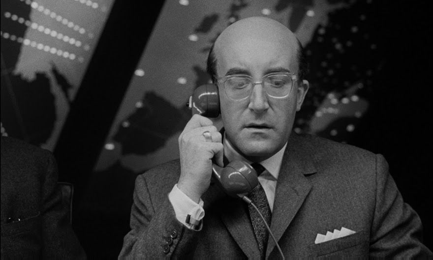 Peter Sellers as Merkin Muffley