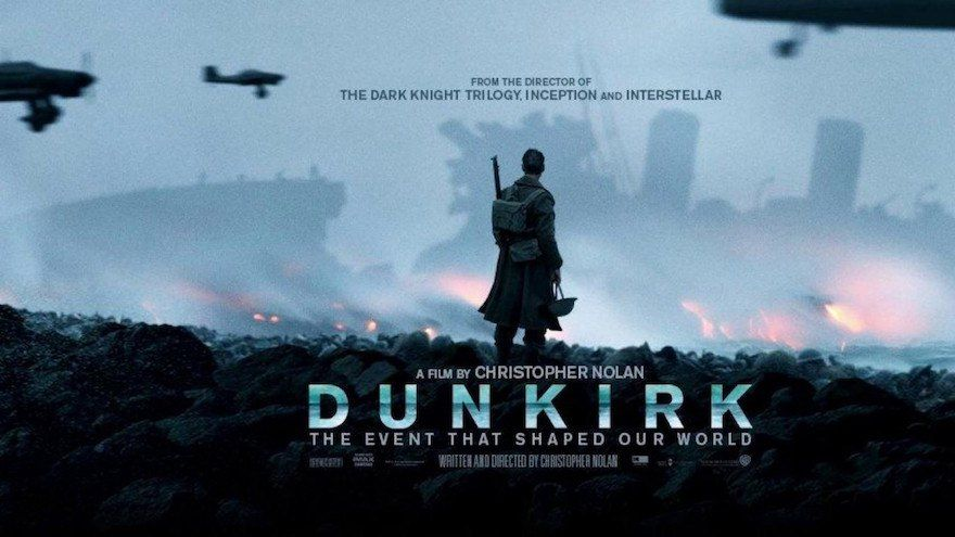 Dunkirk Best Picture and Best Director nominee