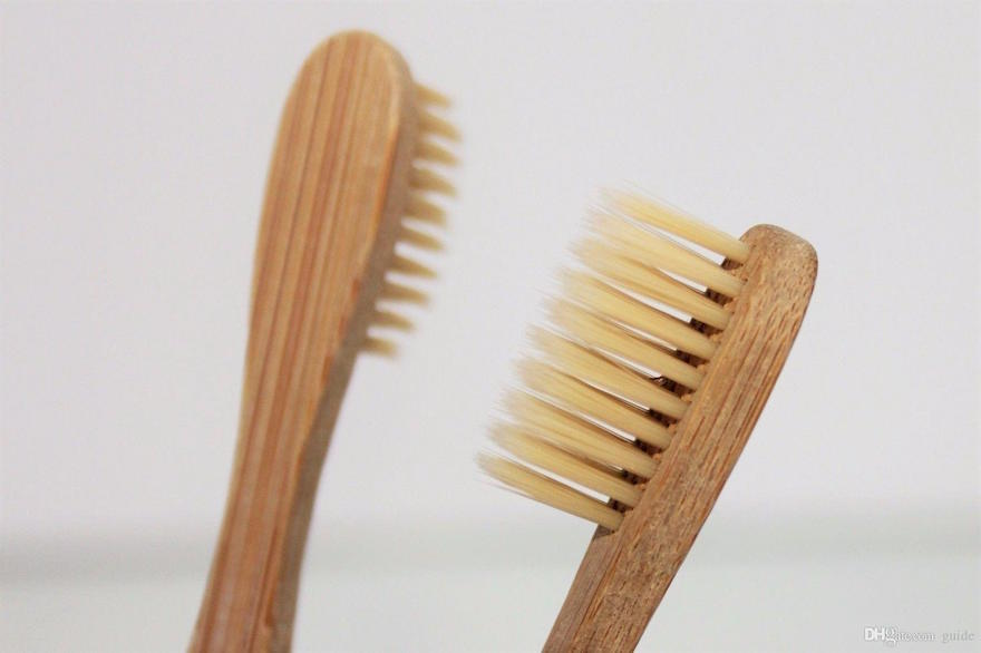 bamboo toothbrushes are better for the planet and environment