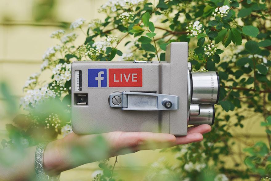 Using Facebook to showcase you social videos