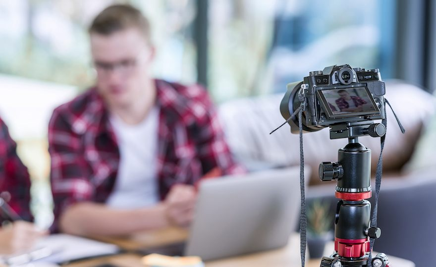 internal teams how to use video production