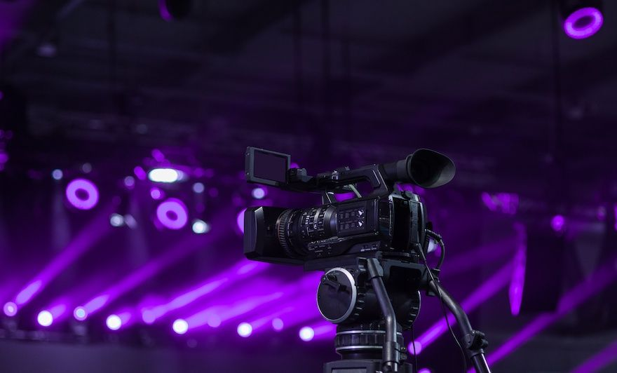 Live streaming events large or small