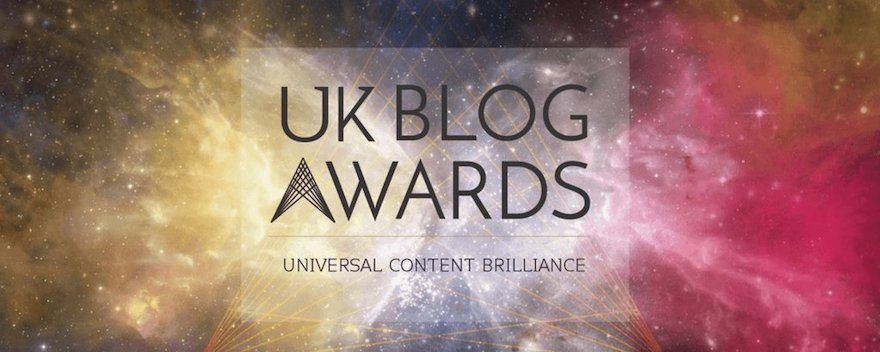 shortlisted for PR Marketing Communication UK Blog Award 2019