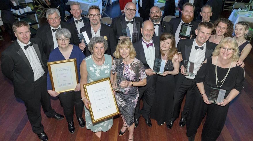 Winchester Business Excellence Award Winners 2018