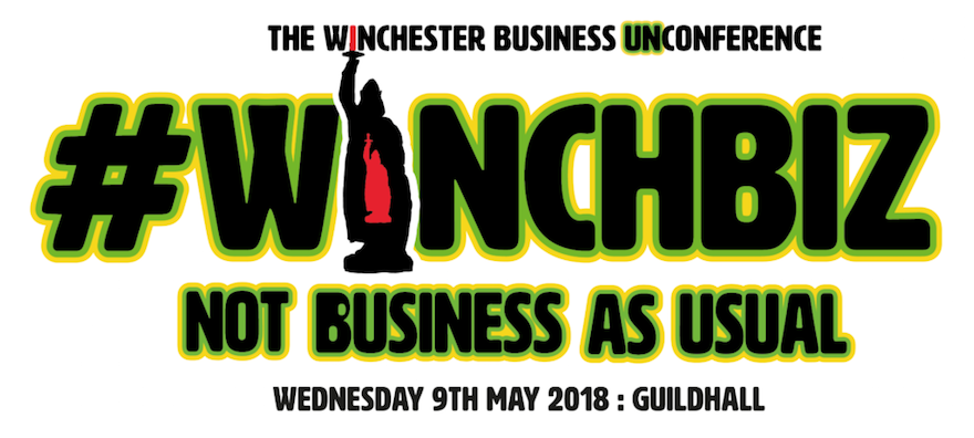 WinchBiz Unconference at Guildhall Winchester with Winchester City Council